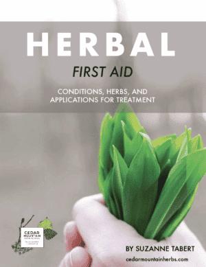 herbal first aid free ebook